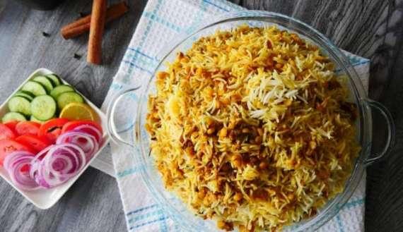 Daal Ki Chatpati Biryani Recipe In Urdu