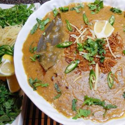 Haleem Recipe In Urdu