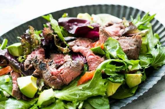 Beef Salad Recipe In Urdu