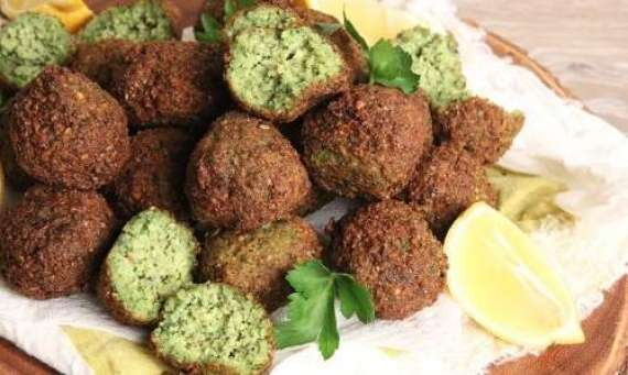 Chat Patay Falafill Recipe In Urdu