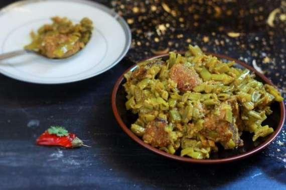Gawar Ki Phali Gosht Recipe In Urdu