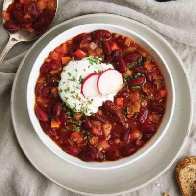 Red Bean Soup Recipe In Urdu