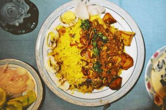 Keema Khichri Recipe In Urdu