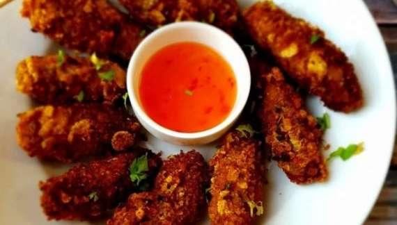 Crunchy Kebab Recipe In Urdu