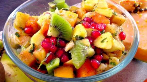 Mix Fruit Salad Recipe In Urdu