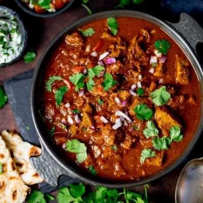 Spicy Beef Curry Recipe In Urdu Make In Just 20 Minutes