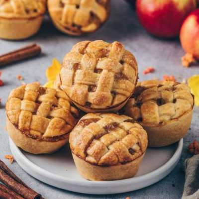 Mini Apple Pie Recipe In Urdu