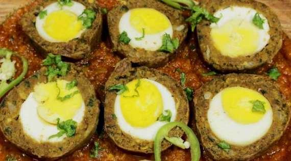 Nargasi Koftay Recipe In Urdu