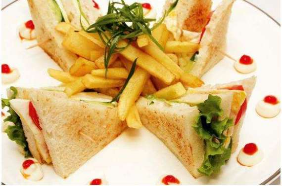 Club Sandwich Recipe In Urdu Make In Just 15 Minutes