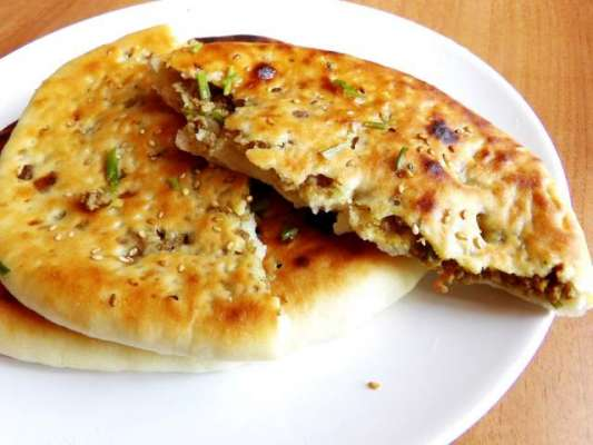 Keema Wala Naan Recipe In Urdu