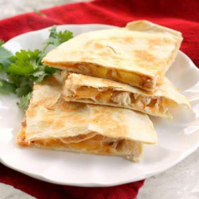 Chicken Quesadilla Recipe In Urdu