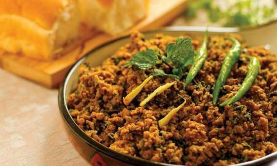 Barbecue Keema Recipe In Urdu
