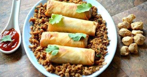 Roll Poteto Samose Recipe In Urdu