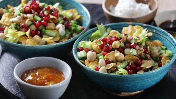 Chickpea Salad Recipe In Urdu