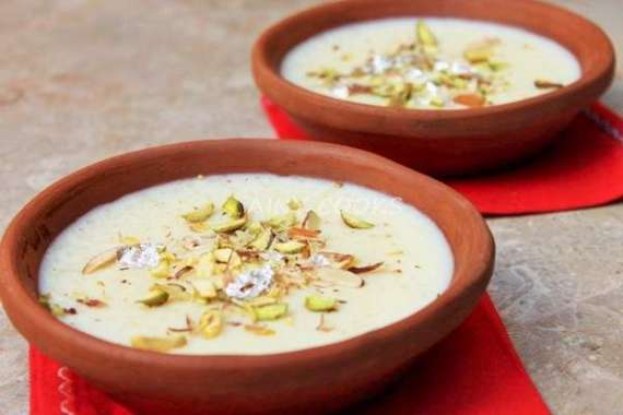 Kheer Recipe In Urdu