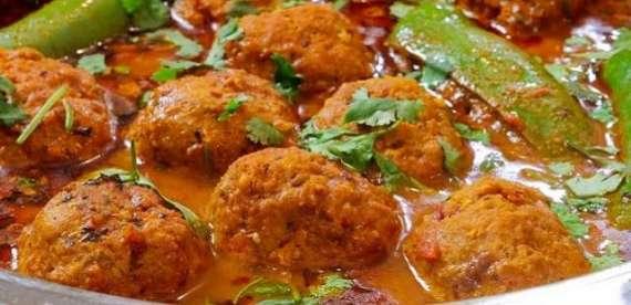 Jheenga Kofte Recipe In Urdu