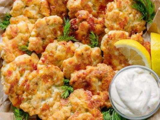 Chicken Fritters Recipe In Urdu