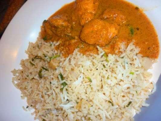Chicken 65 With Zeera Rice Recipe In Urdu