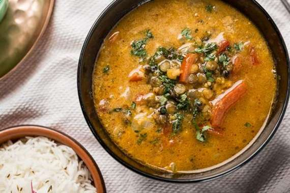 Panchratni Dal Recipe In Urdu