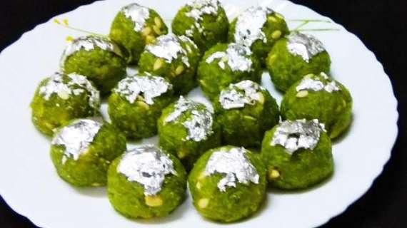 Looki Or Khoye K Ladu Recipe In Urdu