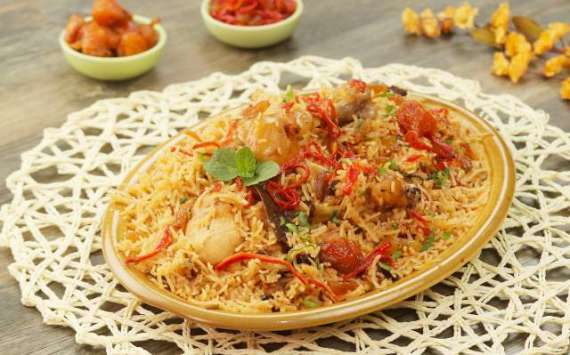 Chicken Bukhari Rice Recipe In Urdu