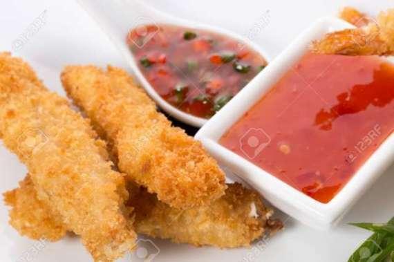 Fried Chicken Stick Recipe In Urdu