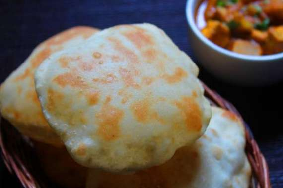 Bhatura Recipe In Urdu