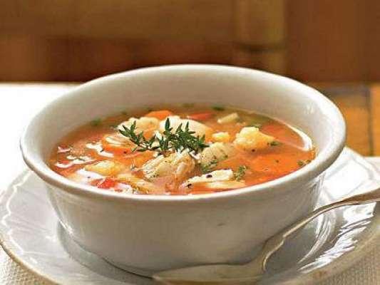 Fish Soup Recipe In Urdu