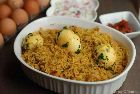 Chana Anda Pulao Recipe In Urdu