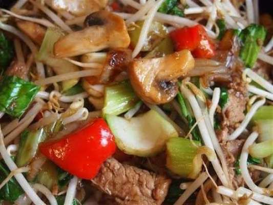 Chicken And Pineapple Chop Suey Recipe In Urdu
