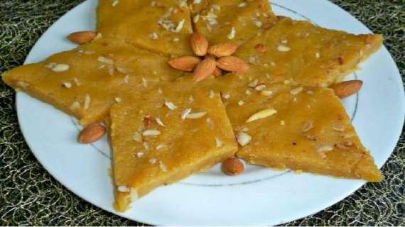 Chane Ki Daal Ka Tukri Wala Halwa Recipe In Urdu