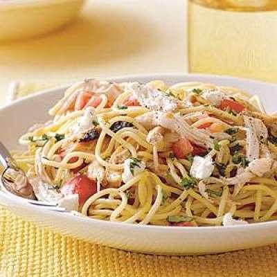 Spaghetti Salad Recipe In Urdu