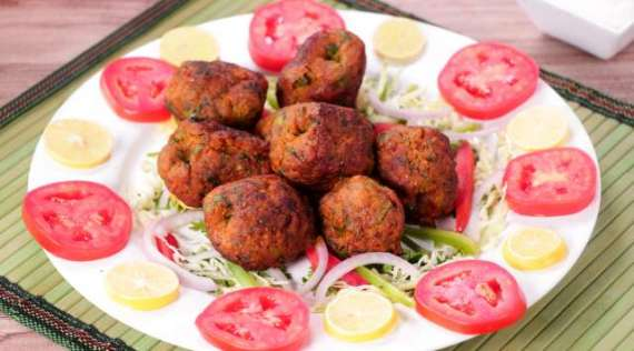 Fried Gola Kabab Recipe In Urdu
