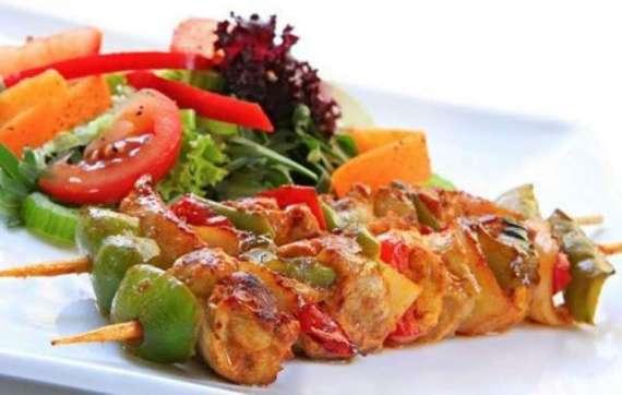 Paire Chicken Shashlik Recipe In Urdu