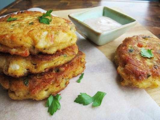 Chicken Fritter Recipe In Urdu