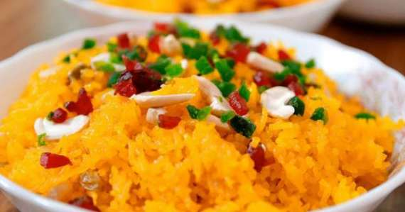 Phal Wala Zarda Recipe In Urdu