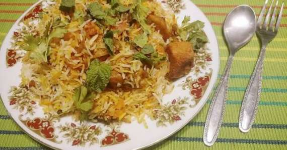 Balochi Rice Recipe In Urdu