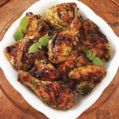 Chicken Barcelona Recipe In Urdu