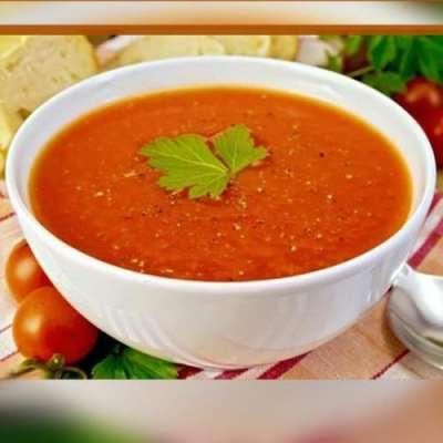 Taza Tamataron Ka Shorba Recipe In Urdu