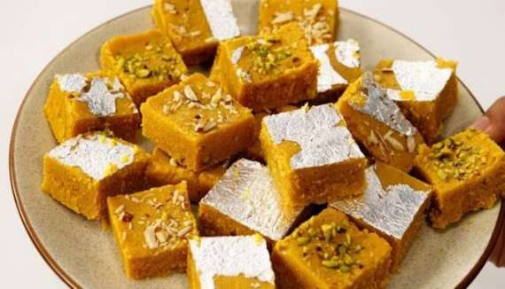 Besan Ki Mithai Recipe In Urdu