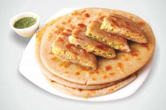 Gobi Paratha Recipe In Urdu