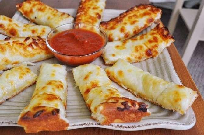 Cheesy Bread Fingers Recipe In Urdu