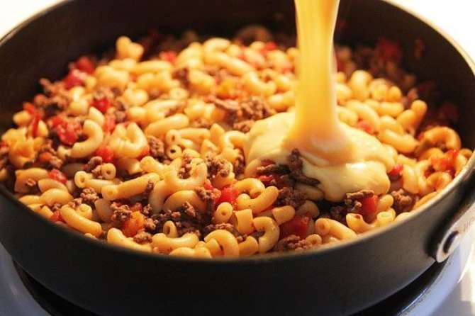 Gurday aur macaroni Recipe In Urdu