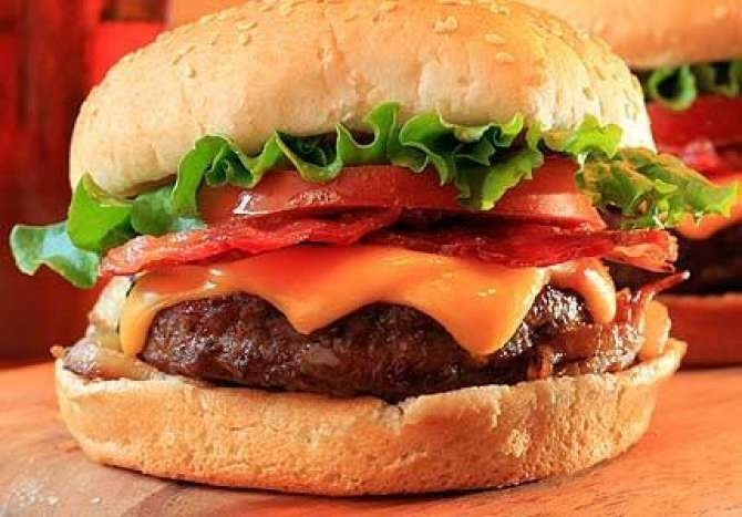 Beef Burger Recipe In Urdu