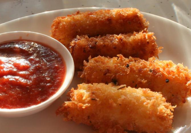 cheese fingers Recipe In Urdu