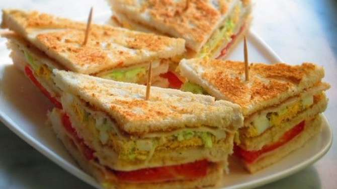 chicken sandwiches Recipe In Urdu