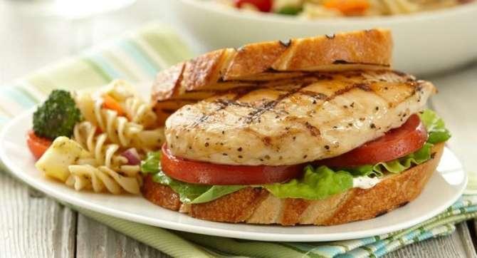chicken sandwich Recipe In Urdu