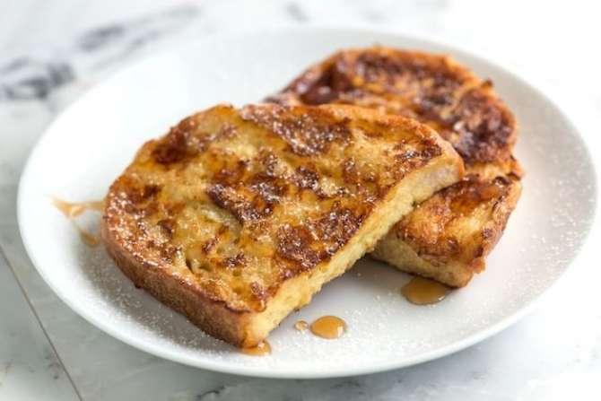 french toast one Recipe In Urdu