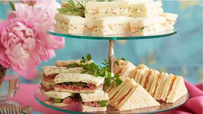 double roti decor sandwich Recipe In Urdu