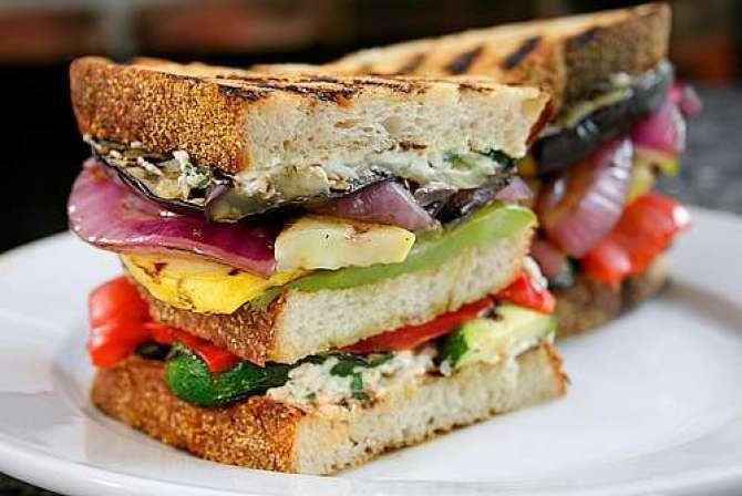 sabzi sandwich Recipe In Urdu